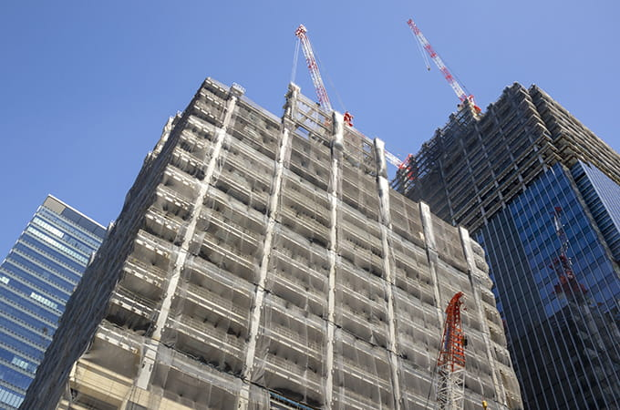 建設業の税務のポイント