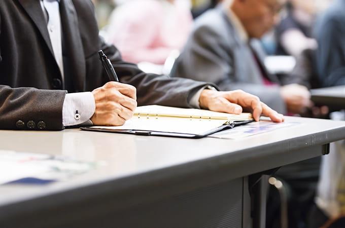 個人事業主は税金セミナーを最大限活用しよう!  活用方法や参加時のポイントを解説