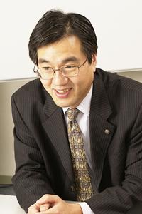 吉田信康先生